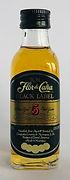 Rhum Ron Rum Flor de Caña Black Lable 5yo Miniature