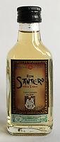 Rum Rhum Ron Santero 5 Aňos Miniature
