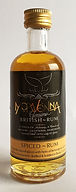 Ron Rhum Rum Morvenna Spiced Miniature White