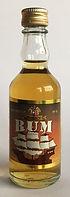 Tuzemský Rum Božkov Miniatura
