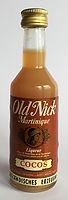Negrita Old Nick Cocos Liqueur Miniature