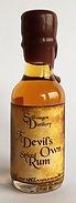 Rum Rhum Ron Devil's Own Spiced Miniature