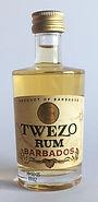 Rum Rhum Twezo Barbados Miniature