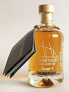 Rhum Ron Rum Avontuur Voyage 4 Signature Miniature
