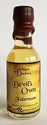 Rum Rhum Ron Devil's Own Falernum Miniature
