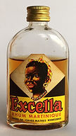 Rum Ron Rhum Excella Miniature