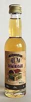 Rum Rhum Ron Il Gusto Dominican Miniature