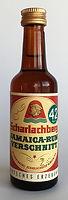 Scharlachberg Jamaica Rum Verschnitt Miniature