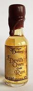 Rum Rhum Ron Devil's Own Gold Miniature