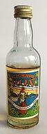 Rum Rhum Ron Mulata Miniature
