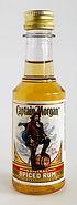 Rum Rhum Ron Captain Morgan Original Spiced Miniature