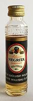 Rum Rhum Ron Negrita Bardinet Miniature