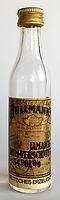 Hullmann's Jamaica Rum Verschnitt Miniature