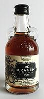 Rum Ron Rhum Kraken Miniature