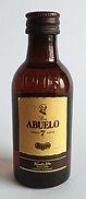 Rum Rhum Ron Abuelo Gran Reserva 7 Aňejo Miniature