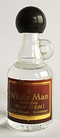 Rum Rhum Ron White Man Miniature