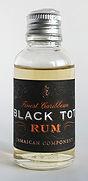 Rum Rhum Ron Black Tot Jamaican Component miniature
