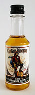 Rum Rhum Ron Captain Morgan 100 Proof Spiced Miniature