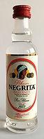 Rum Rhum Ron Negrita Blanco Bardinet Miniature