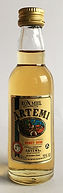 Rum Rhum Ron Artemi Ron Miel Miniature