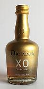 Rum Rhum Ron Dictador XO Perpetual Miniature