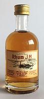 Rum Ron Rhum J.M VSOP Miniature