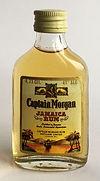 Rum Rhum Ron Captain Morgan Miniature