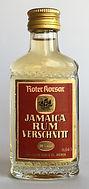 Eggers Roter Korsar Jamaica Rum Verschnitt Miniature
