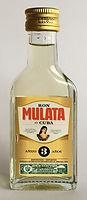 Rum Rhum Ron Mulata Anejo3 Miniature
