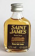Rum & Co Tasting Sample Saint James Rhum Vieux