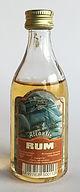 Rhum Ron Atlantic Rum Miniature