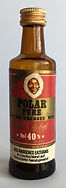 Echter Übersee Polar Rum Red Label Miniature