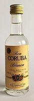 Rum Rhum Ron Coruba Carta Blanca Miniature