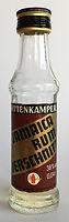 Wittenkamper Jamaica Rum Verschnitt Miniature