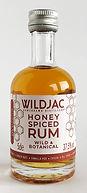 Rum Rhum Ron Wildjac Honey Spiced Miniature