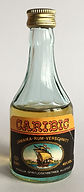 Caribic Jamaica Rum Verschnitt Miniature