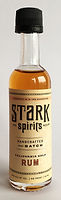 Rhum Ron Rum Stark Spirits Silver Miniature