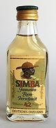 Simba Jamaica Rum Verschnitt Miniature