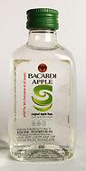 Rum Rhum Ron Bacardi Apple PET Miniature