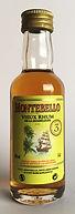Rum Ron Rhum Montebello Vieux Miniature