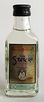 Rum Rhum Ron Santero 3 Aňos Miniature