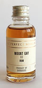 The Perfect Measure Tasting Sample Mount Gay XO Miniature