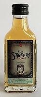 Rum Rhum Ron Santero 7 Aňos Miniature
