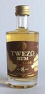 Rum Rhum Twezo Barbados 8yo Miniature