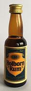 Rum RHum Ron Holborn Miniature