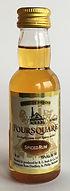 Rum Rhum Ron Foursquare Spiced Miniature
