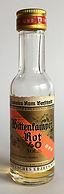 Wittenkamper Rot Jamaica Rum Verschnitt Miniature