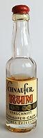 Rhum Ron Schnaufer Rum Miniature