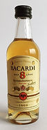 Rum Rhum Ron Bacardi Reserva Superior 8yo Miniature