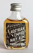 Rum & Co Tasting Sample Austrian Empire Navy Rum